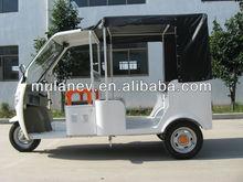 2014 New designe Electric tricycle, electric rickshaw, autorickshaw, three wheeler, tuktuk, pedicab, trisha,trike,trishaw