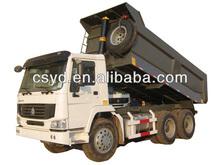 2014 Brand New SINOTRUK HOWO 6*4 Dump Truck White Color
