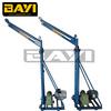 WG portable mobile crane 400kg 220v mobile crane lightweight cranes