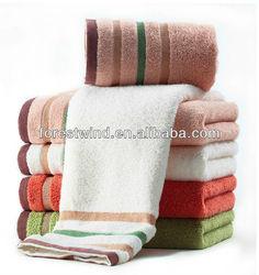 plain organic cotton towels