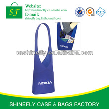 Extremely Unique Style Non Woven Sling Bag