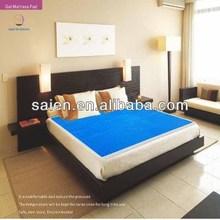 2014 cool gel true sleeper memory foam mattress topper