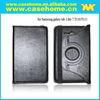 360 rotating leather case for Samsung tab 3 lite T110