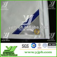 fire resistant tarpaulin manufacture
