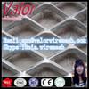 Galvanized metal diamond mesh ( FACTORY ISO9001 )