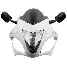 For Suzuki Hayabusa/GSX1300R 08-12 motorcycle Headlight,upper fairing,mirror,Windscreen