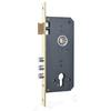 Flush handle lock and inner door lock locker lock system