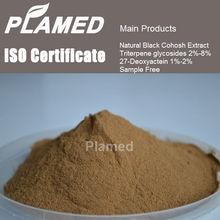 Buy black cohosh extract (triterpene glycosides ) powder,raw material black cohosh extract (triterpene glycosides )