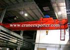 Double Girder Track Crane for Workshop Roof