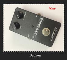 Nuovo 2014 effetto a pedale- True Bypass chitarra elettrica a pedale effetto