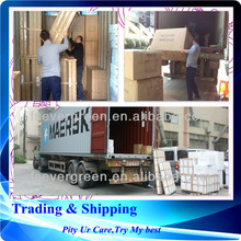 SHIPPING SERVICES NEEDED FOR SHIPMENT TO THE UNITED STATES.