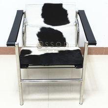 LC1 Chair Cowhide #AXZS0005---Lounge Chair