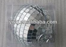 2014disco ball 8cm mirror dragonfly mirror wall decor cheap disco ball disposable ball