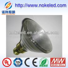 ip65 e27/gu10/mr16 par38 dimmable 7-12w osram led spotlight