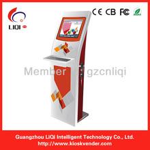 17 inch internet information kiosk,touch information kiosk,multimedia shopping mall information kiosk