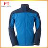 Men softshell jacket super-Light Bonded Jacket knitted softshell jacket