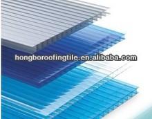 lexan polycarbonate hollow sheet