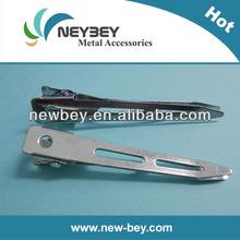 5.5cm single prong metal hair clip HC401 as fashion accessories