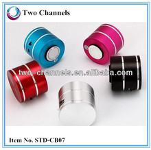 10w bluetooth speaker vibration portable singing table vibrating omni direct Mini vibration bluetooth Speaker STD-CB07L