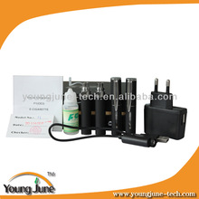 youngjune manual e cigarette ego-w/ego-w double/vaporizer pen ego-w is hot sell now