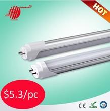 GST-RG018T02 18w led tube light saving energy and super brightness 1200mm