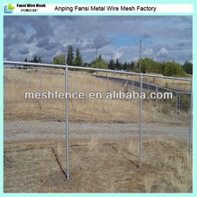 high security anti-corrosion rural used metal wire mesh china dog fencing