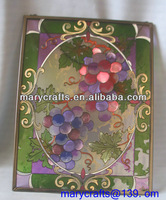 wholesale glass handing plate crafts