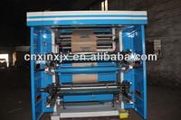 4 color flexo printing machine film/paper/non woven sack printing machine