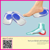 FREE SAMPLES China Manufacturer Silicon Shoes Insoles HA00432
