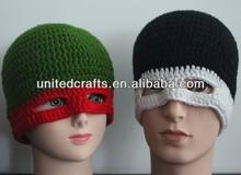 Hot Sale Men&Women Novelty Winter Wool Cool Mask Hats