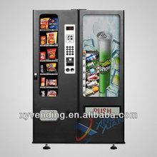 Beverage and Milk conbination vending machine