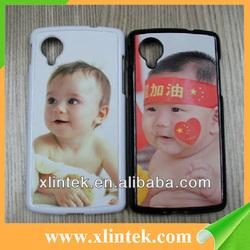 Sublimation cellphone cases for Nexus G D821