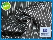 check and stripe fabric 98% cotton 2% spandex high quanlity stretch poplin fabric