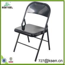 Cheap folding metal chair (YSF-C6-L)