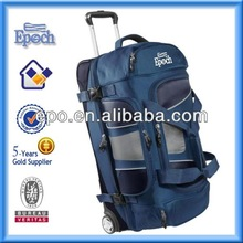 2014 Mini Diamond Ripstop travel bags with trolley