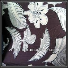 100% polyester plain woven fabric satin