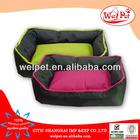 Nylon fabric waterproof dog bed luxury