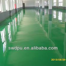 one component polyurea industrial floor anticorrosion wear resistance coating