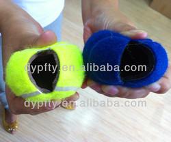 Chair leg protect,2.5inch wool tennis balls