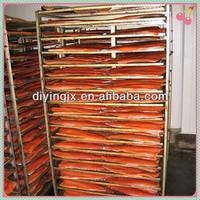 High quality fish smoking oven/ fish smoking machine