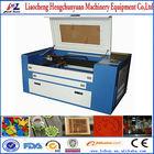 FL-350 laser engraving machine for wooden chopsticks