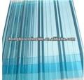 de policarbonato para techos de hoja