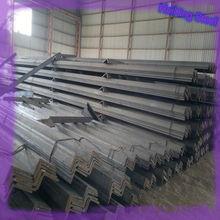 SS400 Q235 ms black mild carbon steel angle iron