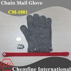 stainless steel chain mail gloves.hawk gloves..free mma gloves