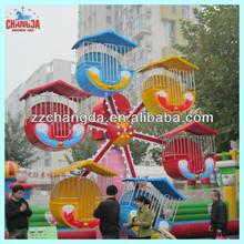 Fun playground mini kids ferris wheel for sale