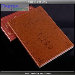 MOFI Smart Vintage Retro Flip Leather Case for ipad mini 2(Retina) MT-1616