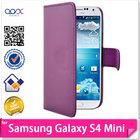 Side Open Book Case For Samsung Galaxy S4 S IV Mini i9190