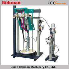 Insulating glass coating two components glue machine