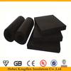 NBR/PVC elastomeric black heat rubber flex insulation pipe