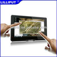 "LILLIPUT NEW 7"" capacitive touch car monitor with HDMI,DVI,VGA &AV input"